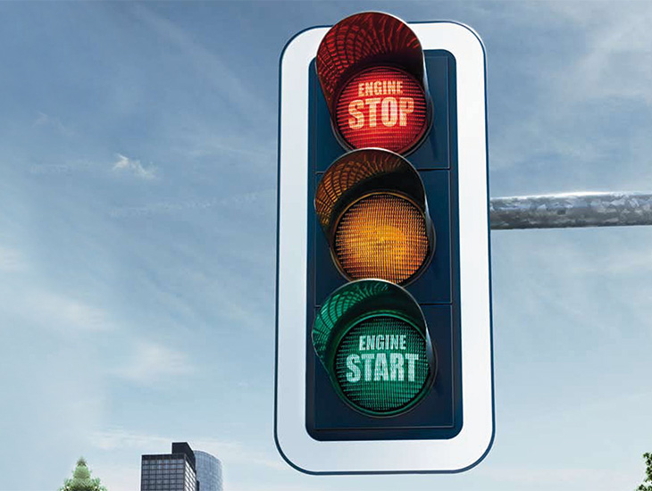 Start/stop systems