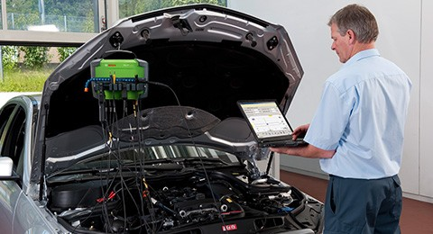 Repair and maintenance start/stop systems